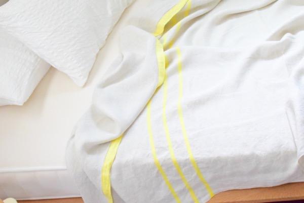 LAPUAN KANKUKURIT ラプアン カンクリ USVA 私の夏の定番、フィンランドのウォッシュドリネン サマーブランケットで味わう心地よい清涼感[寝具]