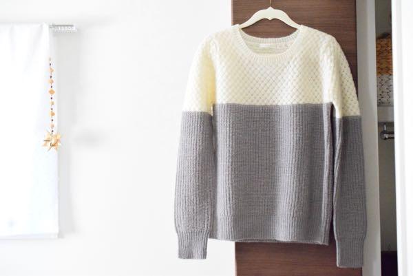 骨格ウィンターナチュラルの私が2017新春初売りで買った服[フレイム・ファッション]