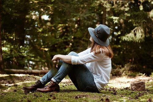 リボンやフリルが似合わなくても、フリンジやタッセルが似合う。それぞれ違う魅力があるから、私は私のままでいいと思える。[フレイム・ファッション]