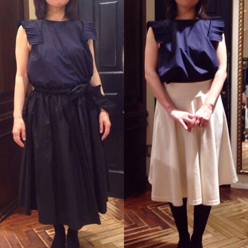 ウェーブタイプスカート比較