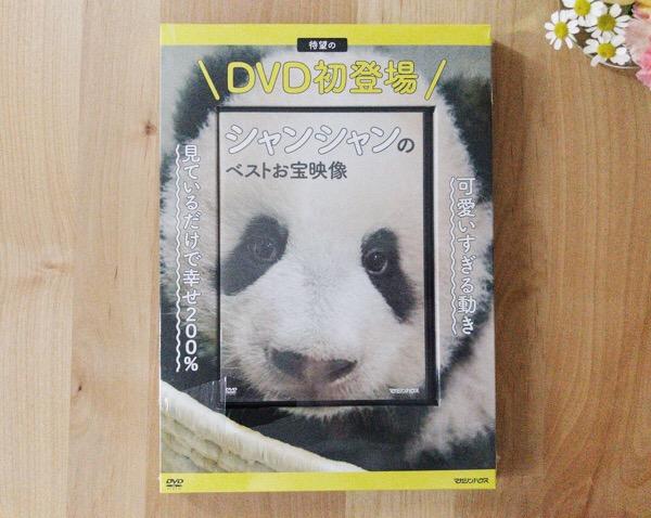 DVD「シャンシャンのベストお宝映像」