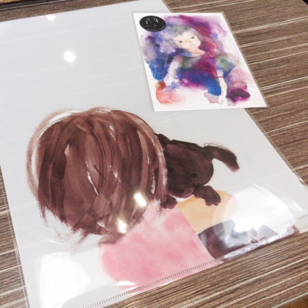 生誕100年 いわさきちひろ、絵描きです。鑑賞してきました!東京ステーションギャラリーで2018 9.9(日)まで。