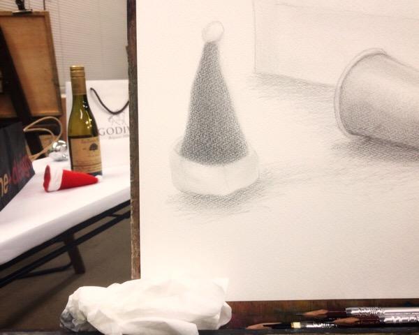 絵画教室(鉛筆デッサン)