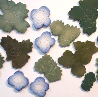 石本藤雄展「マリメッコの花から陶の実へ」を鑑賞。石本作品に、豊かな時間を味わいました。5/100blogs